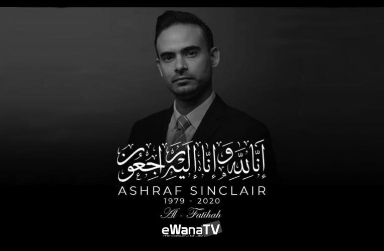 Giliran Ashraf Sinclair pula