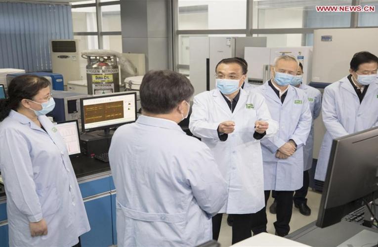 PM China mahu penyelidikan saintifik diperkasa untuk perangi wabak koronavirus