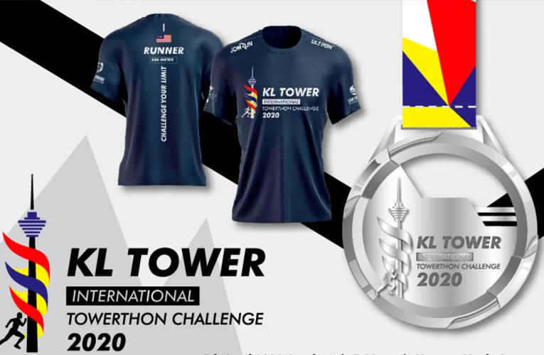 Cabaran KL Tower International Towerthon kini datang lagi!
