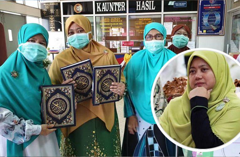 Perkongsian YB Zuraida tentang Covid-19 di Terengganu