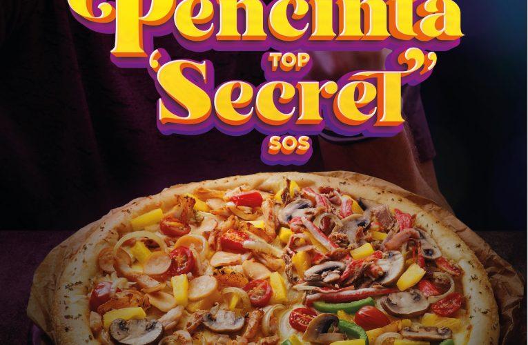 Berita Gembira Untuk Penggemar Pizza